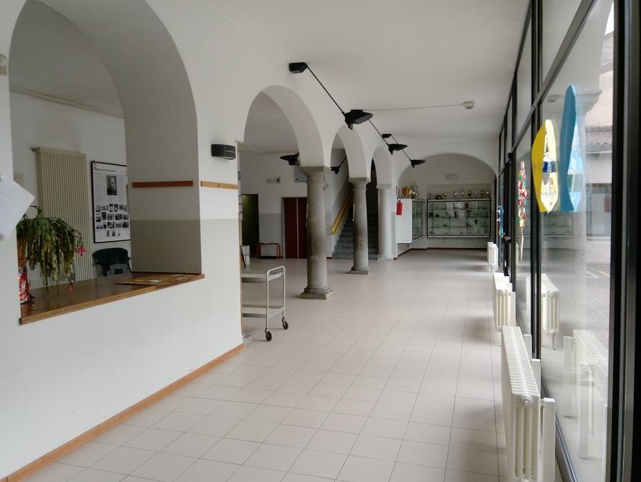 atrio ingresso